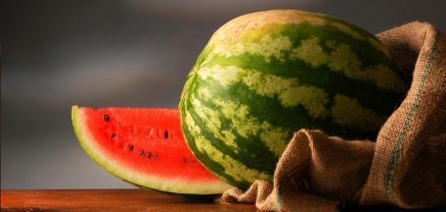 ما هي فوائد البطيخ للرجيم