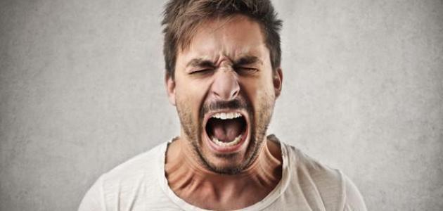 كيفية التغلب على نوبات الغضب والتعامل معها
