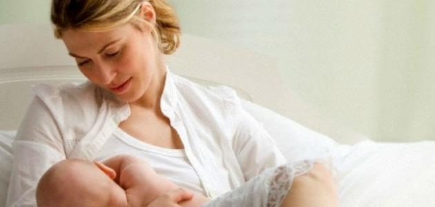 وسائل إدرار حليب الأم