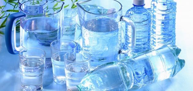 ما فوائد كثرة شرب الماء