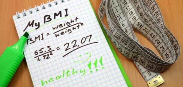 كيف أعرف الوزن الطبيعي