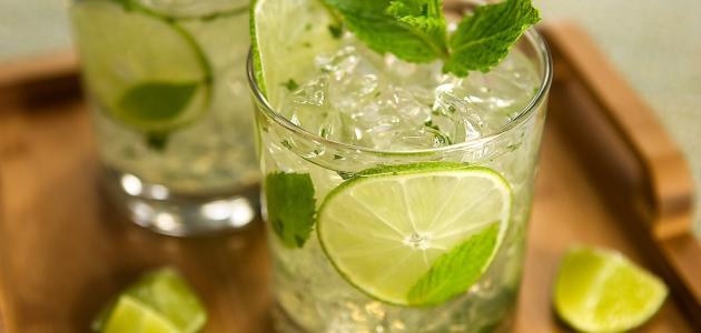 ما فوائد عصير الليمون بالنعناع