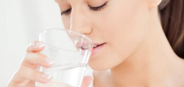 ما هي فوائد شرب الماء للبشرة
