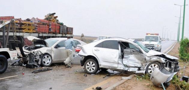 ما هي أضرار حوادث السير
