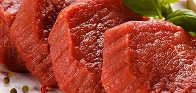 نتيجة بحث الصور عن اللحوم الحمراء