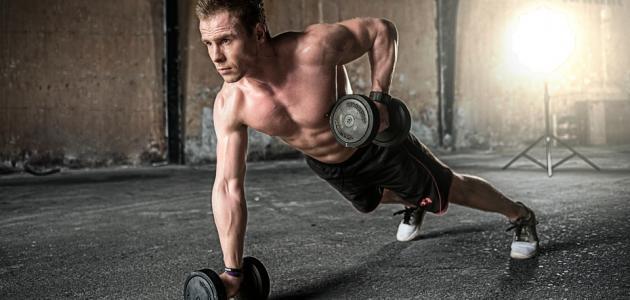 تمرينات لتنمية عناصر اللياقة البدنية