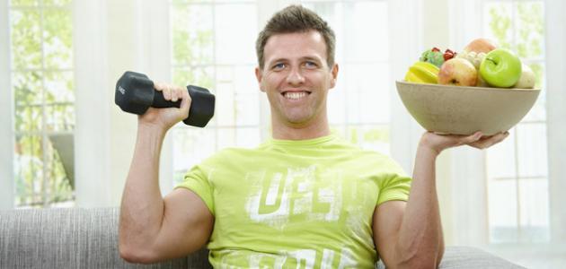 الأطعمة المناسبة قبل وبعد ممارسة الرياضة