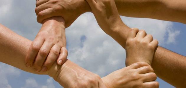 مفهوم منظمات المجتمع المدني