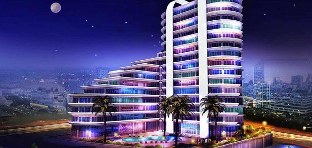 مفهوم الفنادق