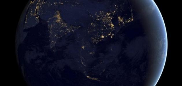 تقرير عن أهمية الأرض