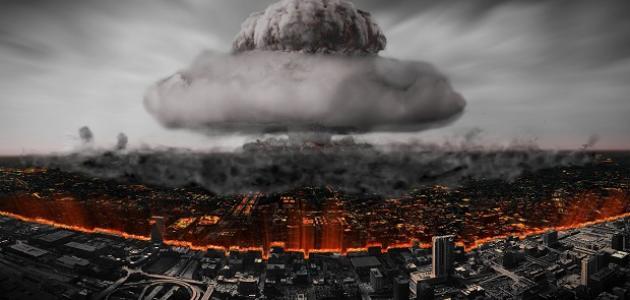 ما أثر الحروب في تدمير البيئة