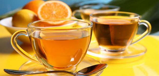 ما فوائد الشاي بالليمون
