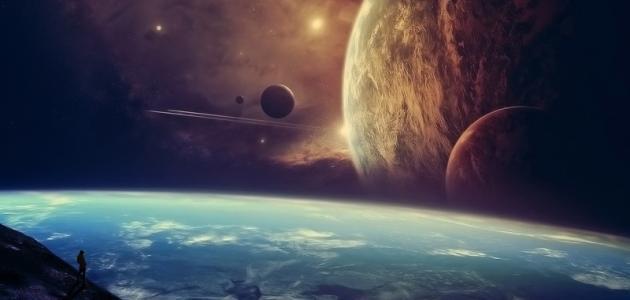 مفهوم الكوكب