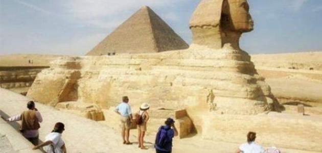 مقال عن أهمية السياحة في مصر