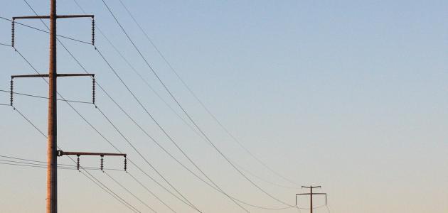 مفهوم الكهرباء