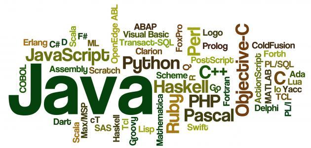 مفهوم لغة البرمجة