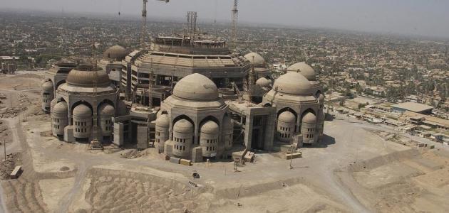 مقالة عن بغداد