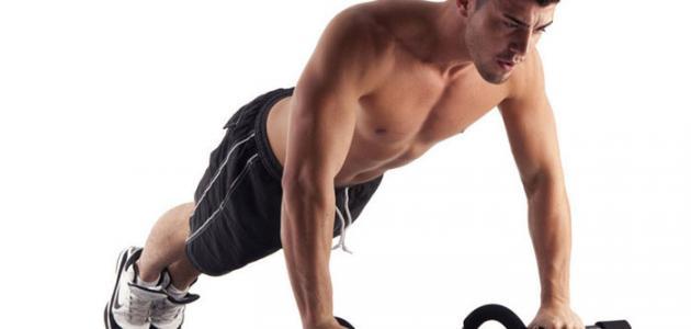 هل تمرين الضغط يزيد الوزن