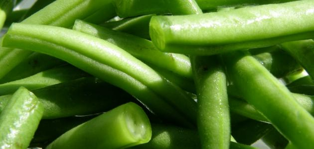 كيف اطبخ الفاصوليا الخضراء
