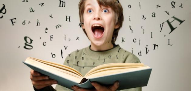 مفهوم القراءة بشكل عام