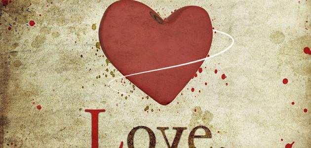كلام جميل حب