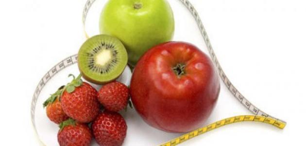 كيف ينزل الوزن