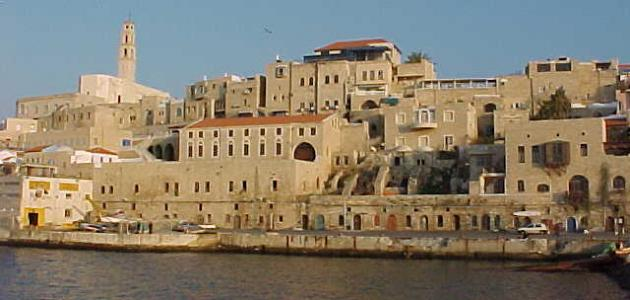 مدن فلسطينية قديمة
