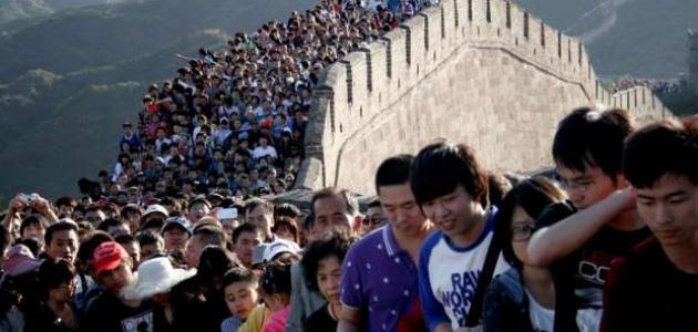 معلومات عامة عن الصين
