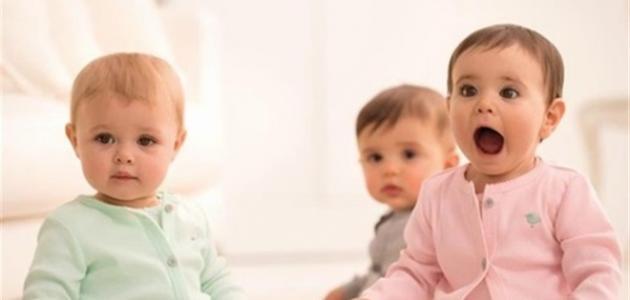 مظاهر النمو في مرحلة الطفولة المبكرة
