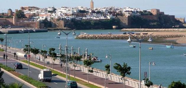 مدينة الرباط في المغرب