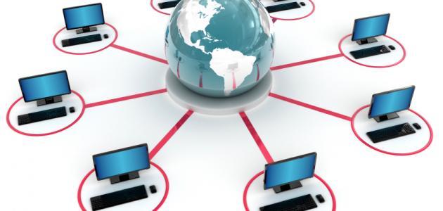 مفهوم شبكة الحاسوب