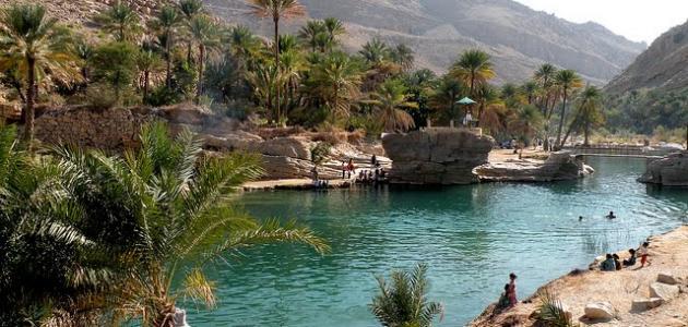 مقومات السياحة في عمان - موضوع