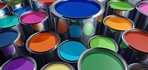 مفهوم التضاد اللوني