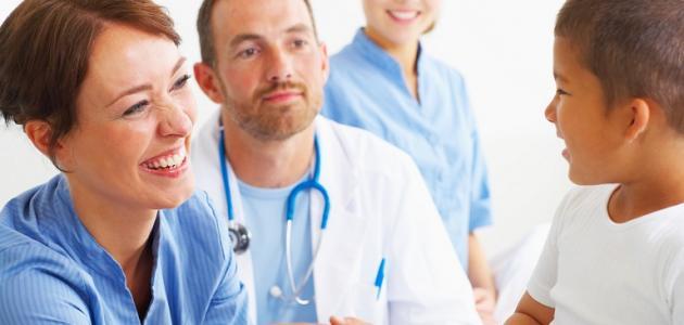 موضوع عن مهنة الطبيب