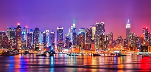 موضوع عن نيويورك