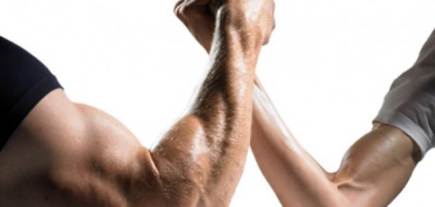 سبب ضعف العضلات