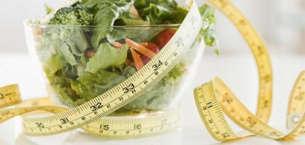 صعوبة تخفيف الوزن