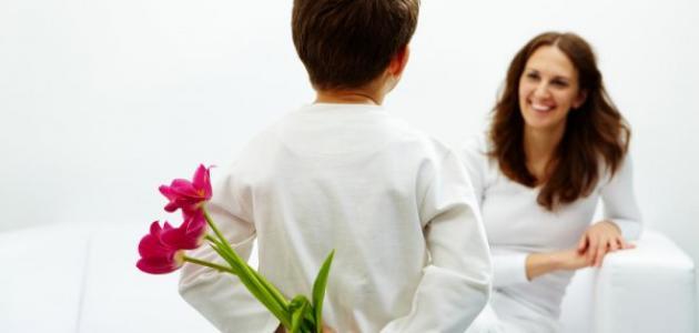 كلام عن عيد الأم