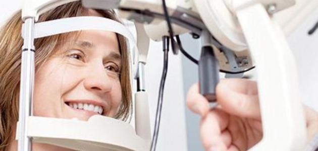درجات ضعف البصر