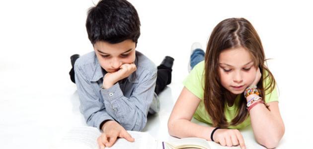 صعوبة القراءة عند الأطفال