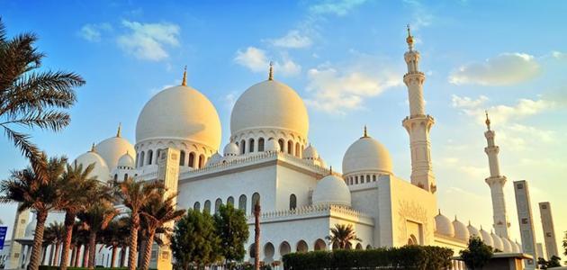 دعاء الدخول إلى المسجد