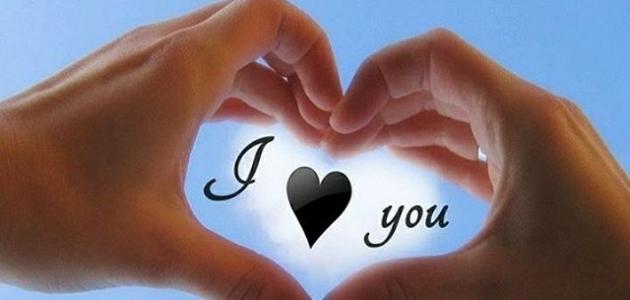 أجمل عبارات في الحب
