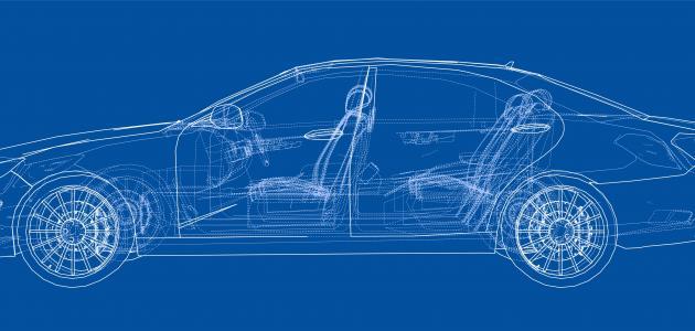 كيفية صنع سيارة بسيطة