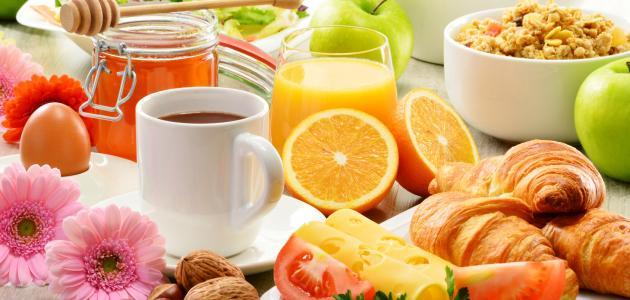 ما فوائد وجبة الإفطار