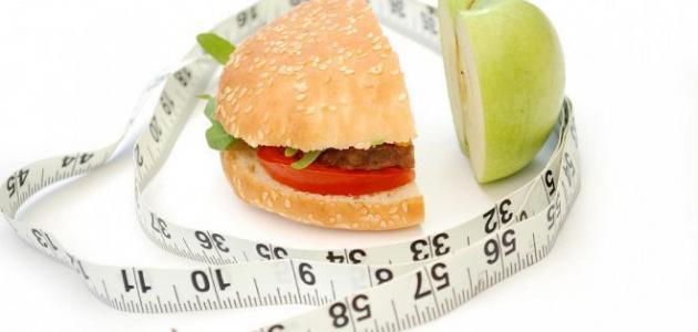 طرق سريعة لتخفيف الوزن