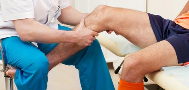 الإصابات الرياضية وطرق علاجها