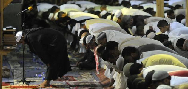 ما معنى الخشوع في الصلاة
