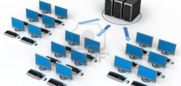 مفهوم شبكات المعلومات