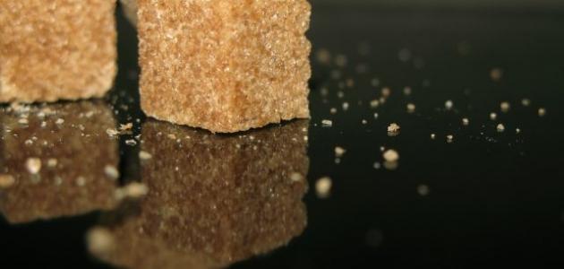صناعة السكر من قصب السكر