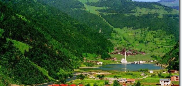مدينة أوزنجول التركية